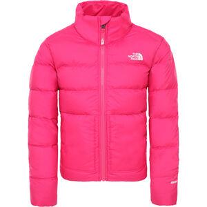 The North Face Andes Down Jacket Flickor Mr.Pink Mr.Pink