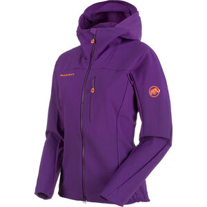 Mammut Eisfeld Light SO Hoody Dam dawn dawn