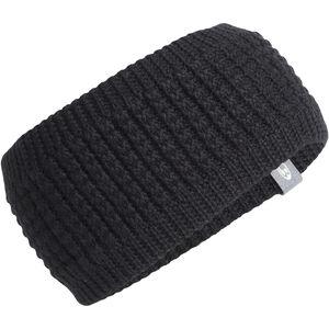 Icebreaker Affinity Headband Black Black