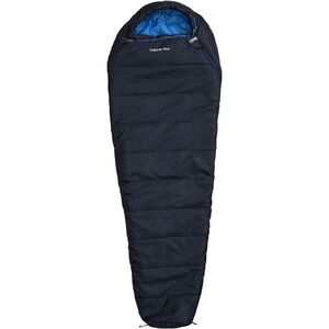 CAMPZ Trekker Pro Sleeping Bag anthracite/blue anthracite/blue