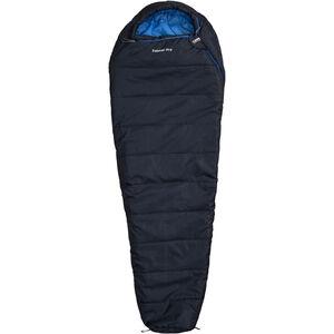 CAMPZ Trekker Pro Sleeping Bag anthracite/blue anthracite/blue