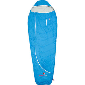 Grüezi-Bag Biopod Wool Plus Sleeping Bag imperial blue imperial blue
