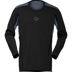 Norrøna Falketind Super Wool Shirt Herr caviar