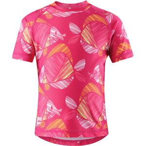 Reima Ionian Swim Shirts Barn candy pink candy pink