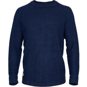 Röjk Rambler Wool Sweater Herr bilberry bilberry