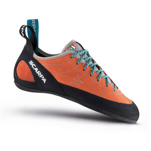 Scarpa Helix Climbing Shoes Dam mandarin red mandarin red