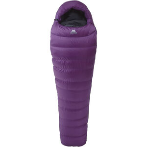 Mountain Equipment Glacier 300 Sleeping Bag Regular Dam foxglove foxglove