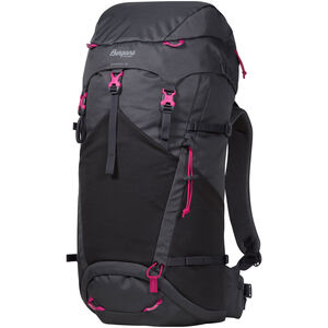 Bergans Birkebeiner 40 Backpack Barn solid dark grey/solid charcoal/hot pink solid dark grey/solid charcoal/hot pink