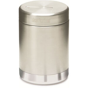 Klean Kanteen Food Canister Insulated 16oz (473 ml) brushed stainless brushed stainless