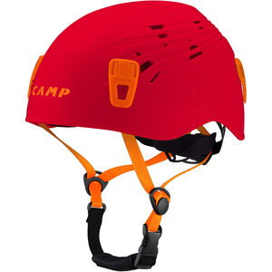 Camp Titan Helmet red red