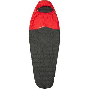 Mammut Nordic Down Spring Sleeping Bag 195cm graphite-fire graphite-fire
