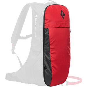 Black Diamond Jetforce Pro Booster Split Pack 10l Red Red