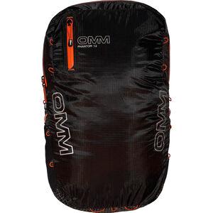OMM Phantom 12 Backpack black/orange black/orange