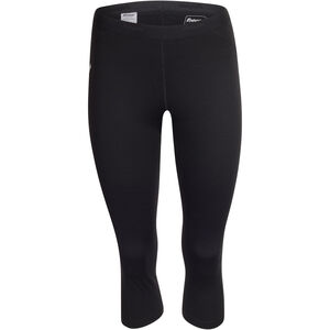 Bergans Fjellrapp 3/4 Tights Dam black black