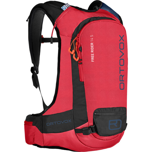 Ortovox Free Rider 14 S Backpack hot coral