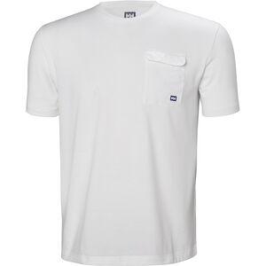 Helly Hansen Lomma T-shirt Herr white white
