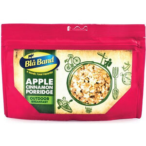 Bla Band Outdoor Breakfast Apple Cinnamon Porridge
