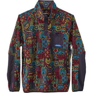 KAVU Teannaway Sweatshirt Herr Vibes Vibes