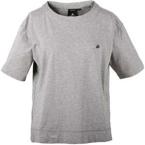 Didriksons 1913 Hermine T-shirt Dam grey melange grey melange