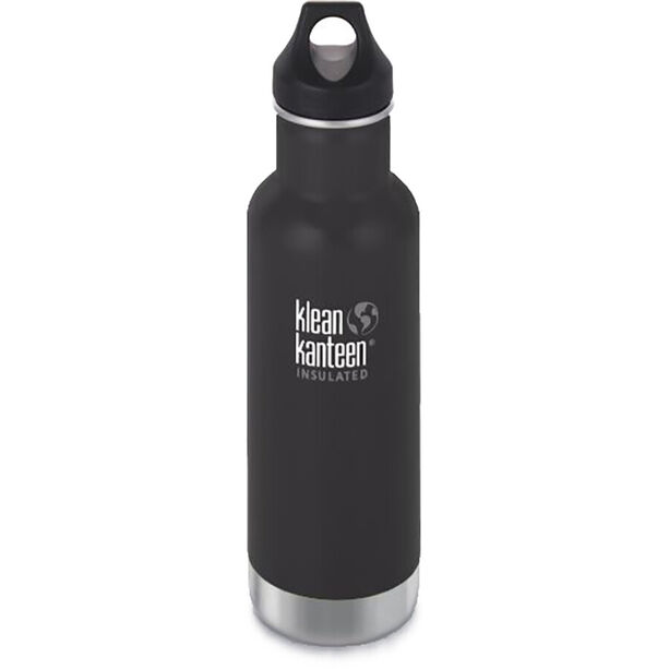 Klean Kanteen Classic VI Vacuum Insulated Bottle 592ml shale black