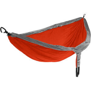 ENO DoubleNest Hammock orange/grey orange/grey