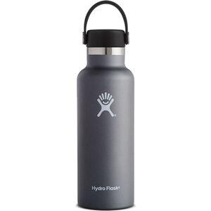 Hydro Flask Standard Mouth Flex Bottle 532ml graphite graphite