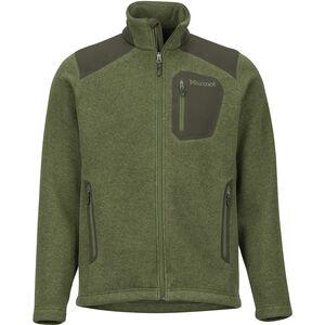 Marmot Wrangell Jacket Herr bomber green/forest night bomber green/forest night