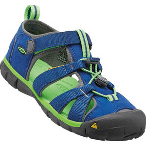 Keen Seacamp II CNX Sandals Barn true blue/jasmine green true blue/jasmine green