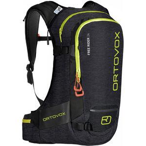 Ortovox Free Rider 24 Backpack black raven blend black raven blend