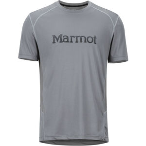 Marmot Windridge SS Shirt with Graphic Herr cinder cinder