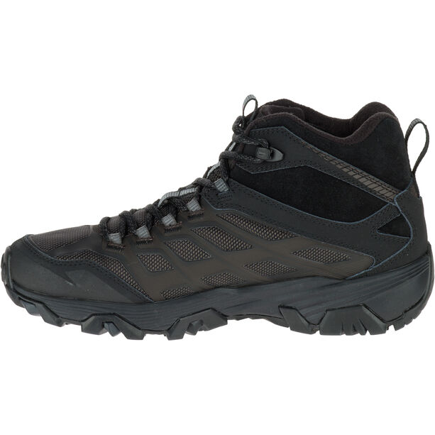 Merrell Moab FST Ice+ Thermo Shoes Dam black