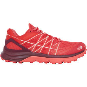 The North Face Ultra Vertical Shoes Dam cayenne red/tropical peach cayenne red/tropical peach