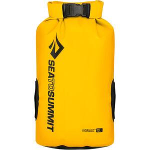 Sea to Summit Hydraulic Dry Bag 13l yellow yellow
