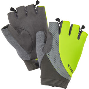 Hestra Apex Reflective Short Finger Gloves yellow hi-viz yellow hi-viz