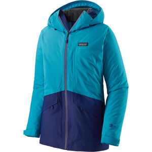 Patagonia Snowbelle Insulated Jacket Dam Curacao Blue Curacao Blue