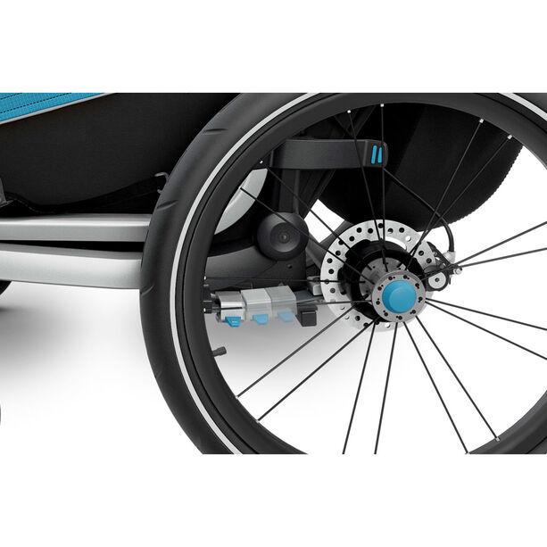 Thule Chariot Sport1 Stroller blue