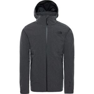 The North Face Thermoball Apex Flex GTX Jacket Herr tnf dark grey heather tnf dark grey heather