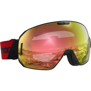 Salomon S/Max Photo Sigma Goggles black/red black/red
