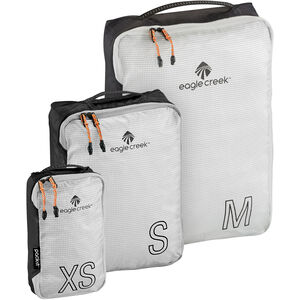 Eagle Creek Pack-It Specter Tech Cube Set XS/S/M black/white black/white
