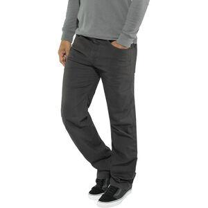 "Prana Bronson Pants 34"" Inseam Herr Charcoal Charcoal"