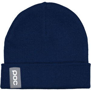 POC Solid Beanie lead blue lead blue