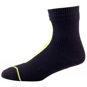Sealskinz Run Thin ankle Socks black/yellow black/yellow