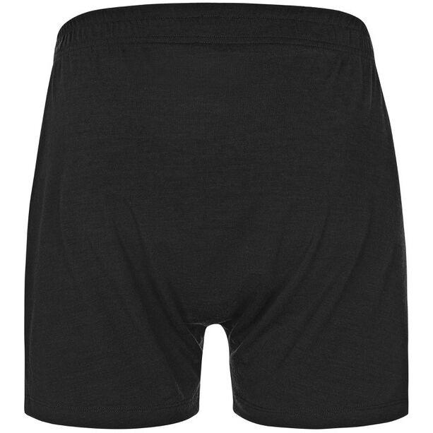 super.natural Base 175 Wide Boxer Shorts Herr jet black
