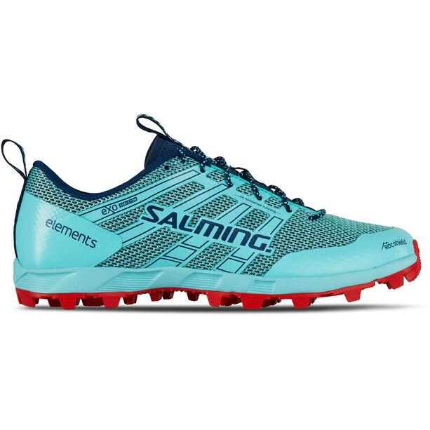 Salming Elem**** 2 Shoes Dam aruba blue/poseidon blue