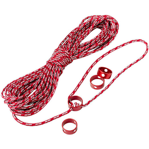 MSR Reflective Cord red