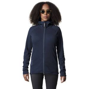 Houdini Wooler Houdi Jacket Dam blue illu/blue light