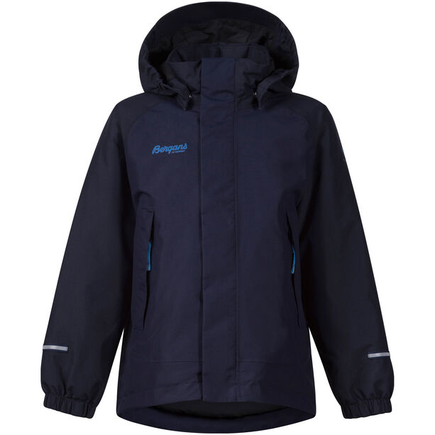 Bergans Storm Insulated Jacket Barn navy/dark navy/athens blue
