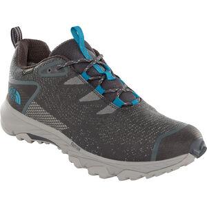 The North Face Ultra Fastpack III GTX Woven Shoes Herr ebony grey/crystal teal ebony grey/crystal teal