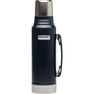 Stanley Classic Vaccum Bottle 1L hammertone navy hammertone navy