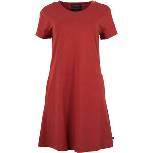 United By Blue Ridley Swing Dress Dam red rock red rock